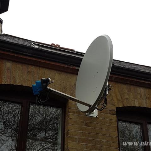 montaz anten dublin